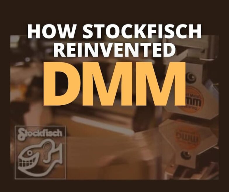 Stockfisch records DMM direct metal master reinvented for cd and sacd