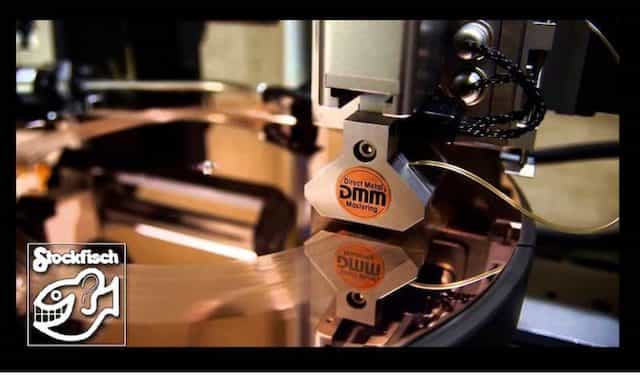 Stockfisch Records DMM Direct Metal Mastering