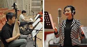 Stockfisch Records Song Zuying China Philharmonic Orchestra recording album