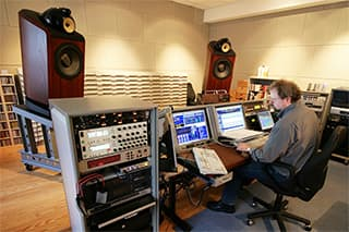 Stockfisch Records mastering studio for cd and sacd