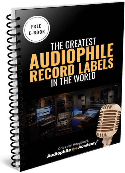 The world's greatest audiophile record labels free e-book