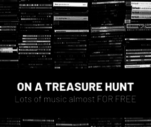 How to get a huge amount of music files almost for free